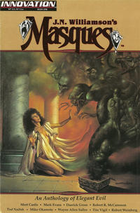 Cover Thumbnail for Masques (Innovation, 1992 series) #1