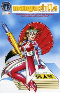 Cover Thumbnail for Mangaphile (Radio Comix, 1999 series) #10