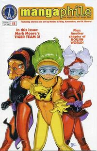 Cover Thumbnail for Mangaphile (Radio Comix, 1999 series) #11