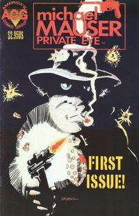 Cover Thumbnail for Mike Mauser Files (Avalon Communications, 1999 series) #1