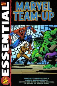 Cover Thumbnail for Essential Marvel Team-Up (Marvel, 2002 series) #2