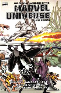Cover Thumbnail for Essential Official Handbook of the Marvel Universe - Deluxe Edition (Marvel, 2006 series) #2