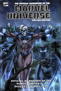 Cover Thumbnail for Essential Official Handbook of the Marvel Universe - Deluxe Edition (Marvel, 2006 series) #3