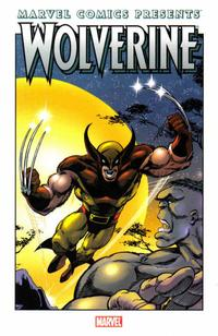 Cover Thumbnail for Marvel Comics Presents: Wolverine (Marvel, 2005 series) #3