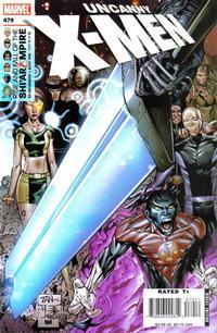Cover Thumbnail for The Uncanny X-Men (Marvel, 1981 series) #479
