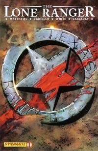 Cover Thumbnail for The Lone Ranger (Dynamite Entertainment, 2006 series) #1 [Regular Cover]