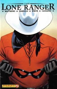 Cover Thumbnail for The Lone Ranger (Dynamite Entertainment, 2006 series) #2