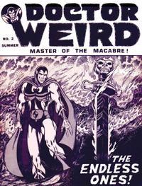 Cover Thumbnail for Dr. Weird (Texas Trio, 1970 series) #2