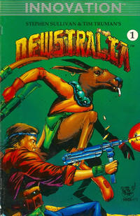 Cover Thumbnail for Newstralia (Innovation, 1989 series) #1