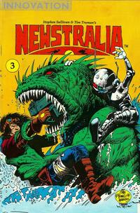 Cover Thumbnail for Newstralia (Innovation, 1989 series) #3
