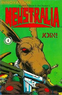 Cover Thumbnail for Newstralia (Innovation, 1989 series) #4