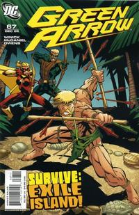 Cover Thumbnail for Green Arrow (DC, 2001 series) #67