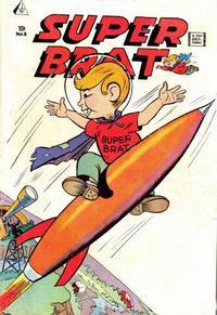 Cover Thumbnail for Super Brat (I. W. Publishing; Super Comics, 1958 series) #8