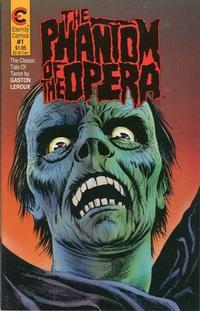 Cover Thumbnail for The Phantom of the Opera (Malibu, 1988 series) #1