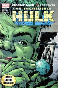 Cover Thumbnail for Master Lock Presents: The Incredible Hulk (Marvel, 2003 series) #1
