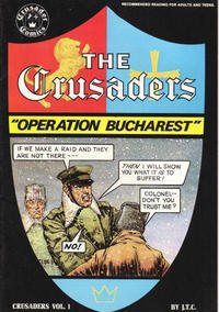 Cover Thumbnail for The Crusaders (Chick Publications, 1974 series) #1 [No Cover Price]