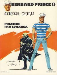 Cover Thumbnail for Bernard Prince (Semic, 1979 series) #1 - General Satan