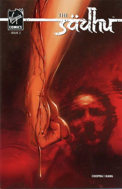 Cover for The Sadhu (Virgin, 2006 series) #2