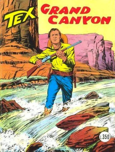 Cover for Tex (Sergio Bonelli Editore, 1958 series) #202