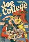 Cover for Joe College (Hillman, 1949 series) #v1#2