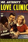 Cover for Mr. Anthony's Love Clinic (Hillman, 1949 series) #v1#1