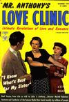 Cover for Mr. Anthony's Love Clinic (Hillman, 1949 series) #v1#2