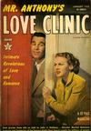 Cover for Mr. Anthony's Love Clinic (Hillman, 1949 series) #v1#3