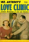 Cover for Mr. Anthony's Love Clinic (Hillman, 1949 series) #v1#5