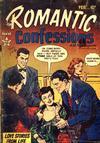 Cover for Romantic Confessions (Hillman, 1949 series) #v1#5