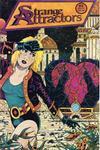 Cover for Strange Attractors (RetroGrafix, 1993 series) #4
