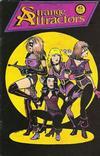 Cover for Strange Attractors (RetroGrafix, 1993 series) #5
