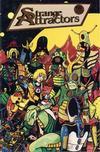 Cover for Strange Attractors (RetroGrafix, 1993 series) #10