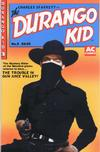Cover for Durango Kid (AC, 1990 series) #3