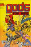 Cover for Gods for Hire (Hot Comics International, 1986 series) #1