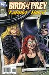 Cover for Birds of Prey (DC, 1999 series) #99
