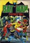 Cover for Batman Pocket (Classics/Williams, 1979 series) #1