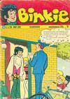 Cover for Binkie Classics (Classics/Williams, 1971 series) #25