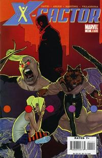 Cover Thumbnail for X-Factor (Marvel, 2006 series) #11