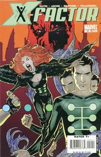 Cover Thumbnail for X-Factor (Marvel, 2006 series) #12