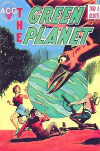 Cover Thumbnail for The Green Planet (Avalon Communications, 1998 series) #1