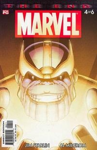 Cover Thumbnail for Marvel Universe: The End (Marvel, 2003 series) #4