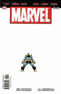 Cover Thumbnail for Marvel Universe: The End (Marvel, 2003 series) #6