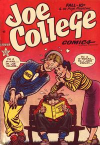 Cover Thumbnail for Joe College (Hillman, 1949 series) #v1#1