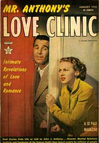 Cover Thumbnail for Mr. Anthony's Love Clinic (Hillman, 1949 series) #v1#3