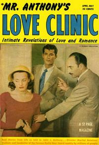 Cover Thumbnail for Mr. Anthony's Love Clinic (Hillman, 1949 series) #v1#5