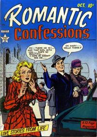 Cover Thumbnail for Romantic Confessions (Hillman, 1949 series) #v1#1