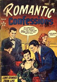 Cover Thumbnail for Romantic Confessions (Hillman, 1949 series) #v1#5
