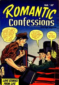 Cover Thumbnail for Romantic Confessions (Hillman, 1949 series) #v1#6