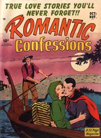 Cover Thumbnail for Romantic Confessions (Hillman, 1949 series) #v2#4