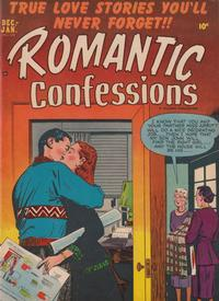 Cover Thumbnail for Romantic Confessions (Hillman, 1949 series) #v2#11